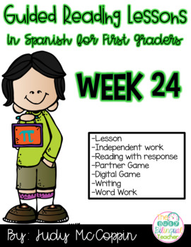 Guided Reading Week 24