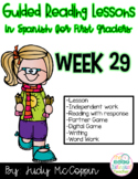 Guided Reading Week 29