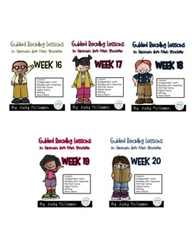 Guided Reading Weeks 16-20