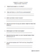 Guided Reading: Who Was Helen Keller? Common Core, No Prep