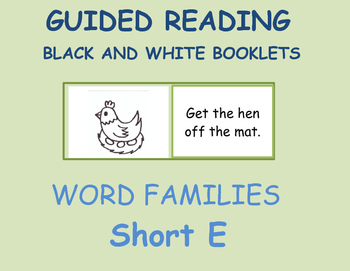 Guided Reading:  Level 3