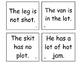 Guided Reading:  Level 4