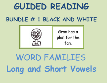 Guided Reading: Level 1-5