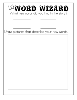 Guided Reading Word Wizard