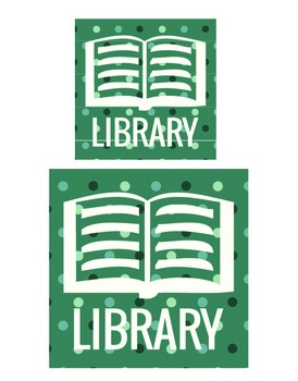 Literacy Center/Station- Guided Reading Station Icons