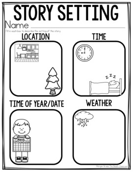 Guided Reading Worksheets!