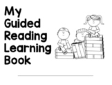 Guided Reading Writing Pages