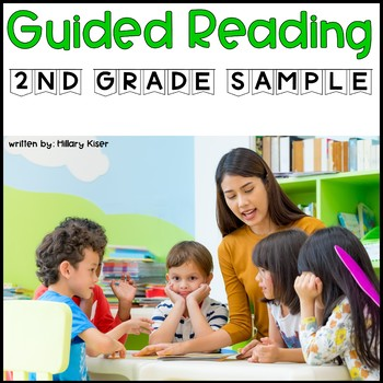 Guided Reading Lesson Plans For 2nd Grade Free Sample Tpt