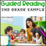 Guided Reading Year Long Lesson Plan 2nd Grade (FREE SAMPLE)