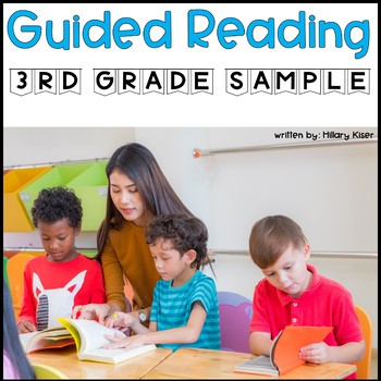 Guided Reading Lesson Plans Rd Grade FREE SAMPLE TpT - Guided reading lesson plan template 3rd grade