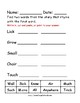 "Guided Reading Worksheets - ""Yucky the Germ"" - Level E - w Learning Disabilities"