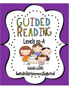 Guided Reading aa-A Plans