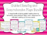 Guided Reading and Comprehension Mega Bundle