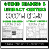 Guided Reading and Literacy Centers: 2nd Grade