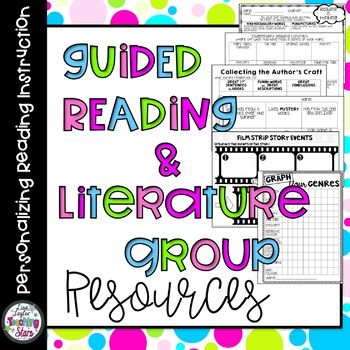 Guided Reading and Literature Groups for Upper Grades