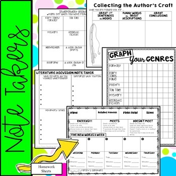 Guided Reading and Literature Group Resources for Upper Grades