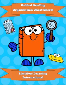 Guided Reading and Math Stations Organization Cheat Sheet
