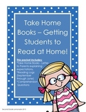 Take Home Books - Getting Students to Read at Home!