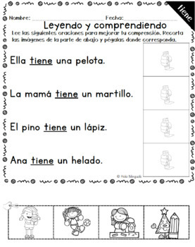 Guided Reading books y más actividades - SPANISH