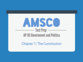 Guided Reading for AMSCO AP US Government - Chapter 1: The