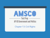 Guided Reading for AMSCO AP US Government - Chapter 13: Ci