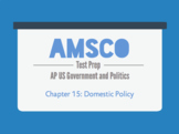 Guided Reading for AMSCO AP US Government - Chapter 15: Do