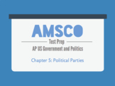 Guided Reading for AMSCO AP US Government - Chapter 5: Pol