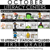 Guided Reading for FIRST GRADE - October