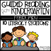 Guided Reading for Kindergarten ~ FEBRUARY
