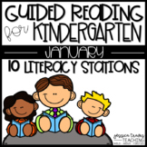 Guided Reading for Kindergarten ~ JANUARY