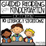 Guided Reading for Kindergarten! {October}