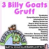 Shared Reading Activities Three Billy Goats Gruff Speech L