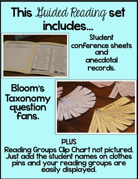 Guided Reading Toolbox