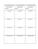 Guided Reading or Literature Circle Bookmarks