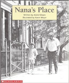 Guided Reading questions: Nana's Place (Common Core aligned)