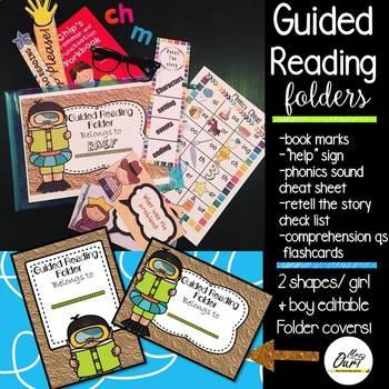 Guided Reading student folder pack BEL10006