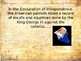 Guided Reading to The Declaration of Independence  PPT