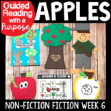 Apples Guided Reading with a Purpose Non-Fiction and Fiction