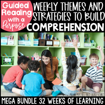 Guided Reading with a Purpose  MEGA BUNDLE GROWING