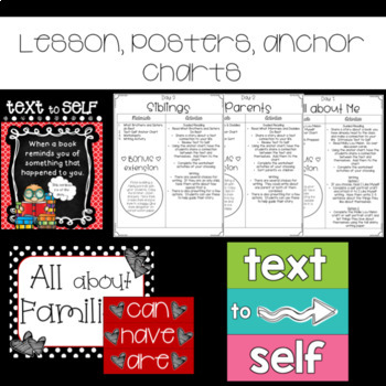 Family Guided Reading with a Purpose Text to Self