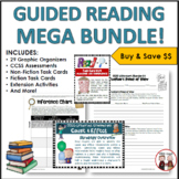 Guided Reading Bundle of Printables and Activities