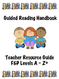 Guided Reading/Reading Workshop Handbook