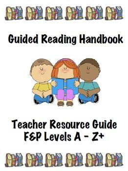 Guided Reading/Reading Workshop Handbook