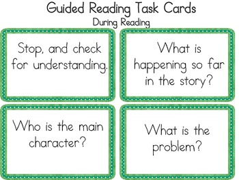 Guided Reading and Daily Five Bundle