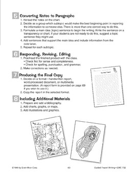 Guided Report Writing: Kelp Forest