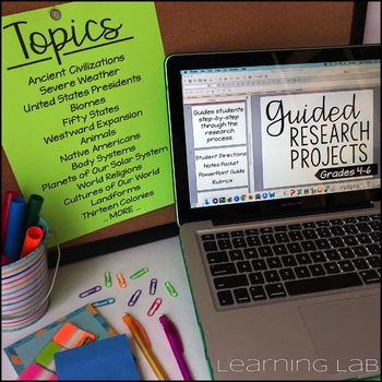 Guided Research Project BUNDLE