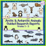 ANIMAL REPORTS | Arctic & Antarctic Animals | Research Project Template