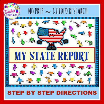 STATE REPORT PROJECT | Research Project Templates