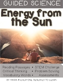 Guided Science: Energy from the Sun STEM Unit