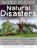 Guided Science: Natural Disaster STEM Unit